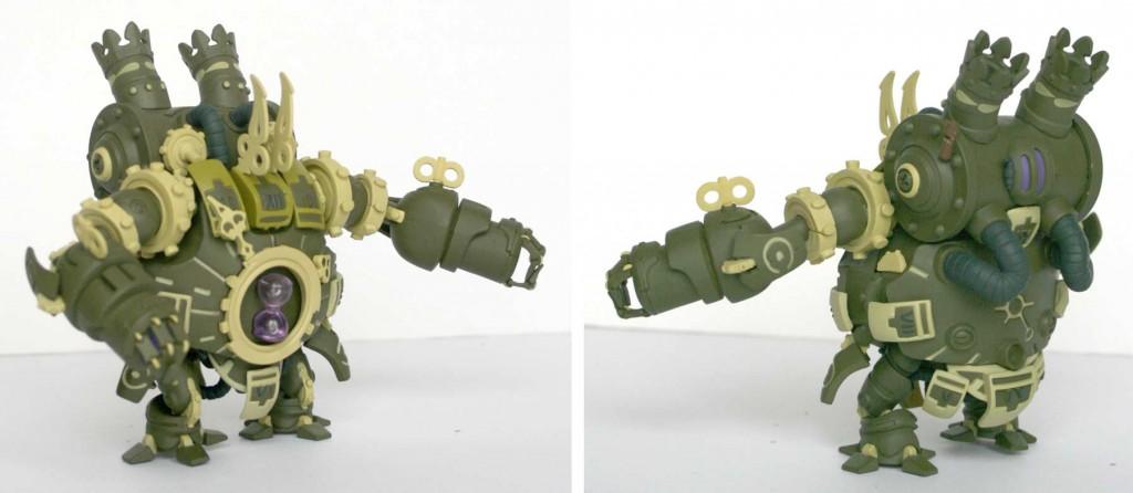 Figurine Wakfu DX de Razortemps
