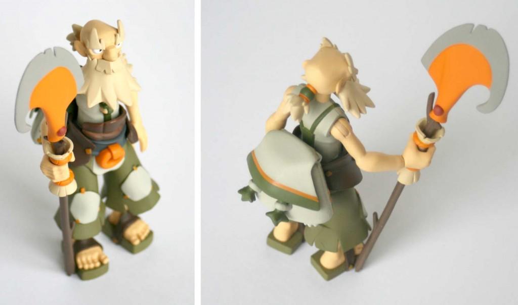 Figurine Wakfu DX N°5 : Ruel