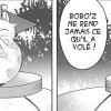 Bobo'z sur la maison de son maître No'z (Head-Trick), profitant de son larcin