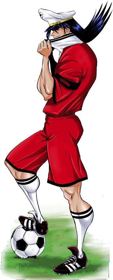Personnage de Leg (Head-Trick) en couleur : ca ne vous rappelle personne ?
