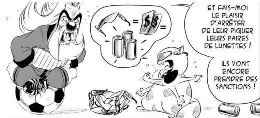 No'z discute avec Bobo'z (Head-Trick), le chat sait parler de Milkiky quand il faut