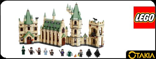 Header Otakia Lego Harry Potter