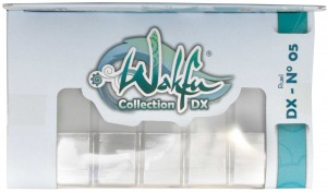 Dessus du packaging de le figurine Wakfu DX N°5 de Ruel