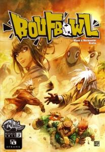 Boufbowl - comics N°3 (Wakfu)