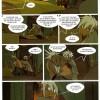 Page 2 du comics N°3 de Boufbowl (Wakfu)