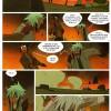 Page 3 du comics N°3 de Boufbowl (Wakfu)