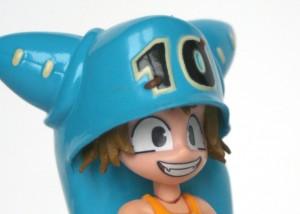 Le jonction du bonnet sont parfaite mais les yeux sont trop en arrière