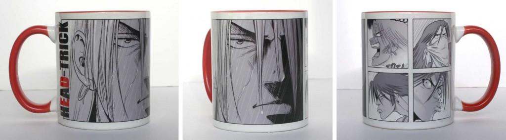 Mug Manga-style : Ed