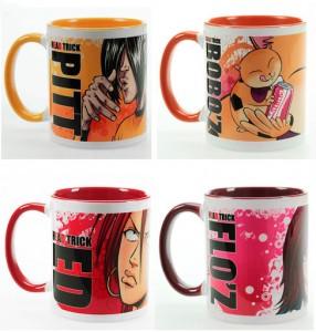 Mugs Head Tricks - Art-Mugs Vol 1