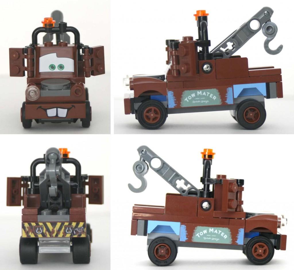 Martin, Lego 8201 (Cars 2)