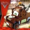 Notice de montage du Lego 8201 - Martin (Cars 2)