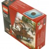 Vue de face du Packaging du Lego 8201 de Martin (Cars 2)