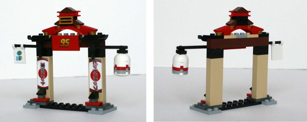 Portail japonais : Lego_8206_flash_luigi_guido_Cars_08