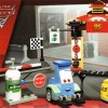 Lego 8206 - Guido et Luigi Tokyo Pit Stop (Cars 2)