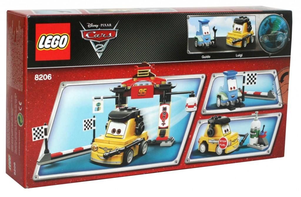 Lego_8206_flash_luigi_guido_Cars_pakaging_plongée_09