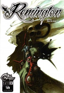 Remington N°5 (Comics)