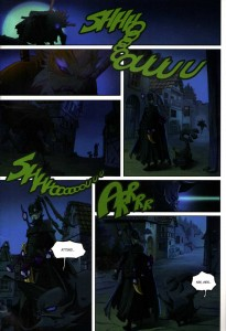 Page 3 du Comics Remington N°5