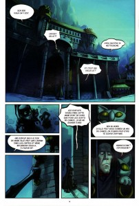 Page 4 du Comics Remington N°5