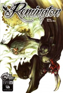Remington n°6 (Comics Wakfu)
