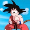 Sangoku a une queue de singe
