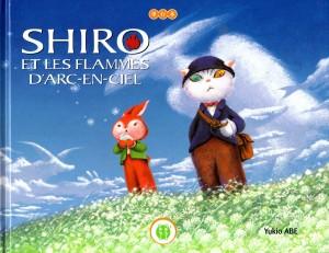 Shiro et les flammes d'Arc-en-ciel (nobi nobi !)