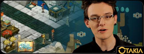 MMO Wakfu : Azael (game designer)