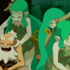 Les trois Bellaphones envoutent les garons (Wakfu)
