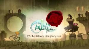 Wakfu Saison 2 - Episode 22 (ép 49) - Le silence des Anneaux