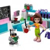 Lego Friends : atelier scientifique d'Olivia