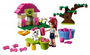 Lego Friends : Mia et son chien