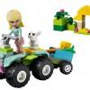 Lego Friends : Le lapin de Stéphanie