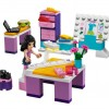 Lego Friends : Le studio de design d'Emma