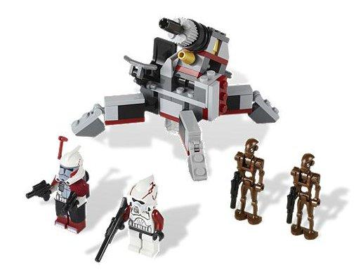 lego star wars elite clone trooper commando droid battle pack