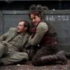 Photo du film Sherlock Holmes : Jeu d'ombres où le docteur Watson et Holmes se cahent