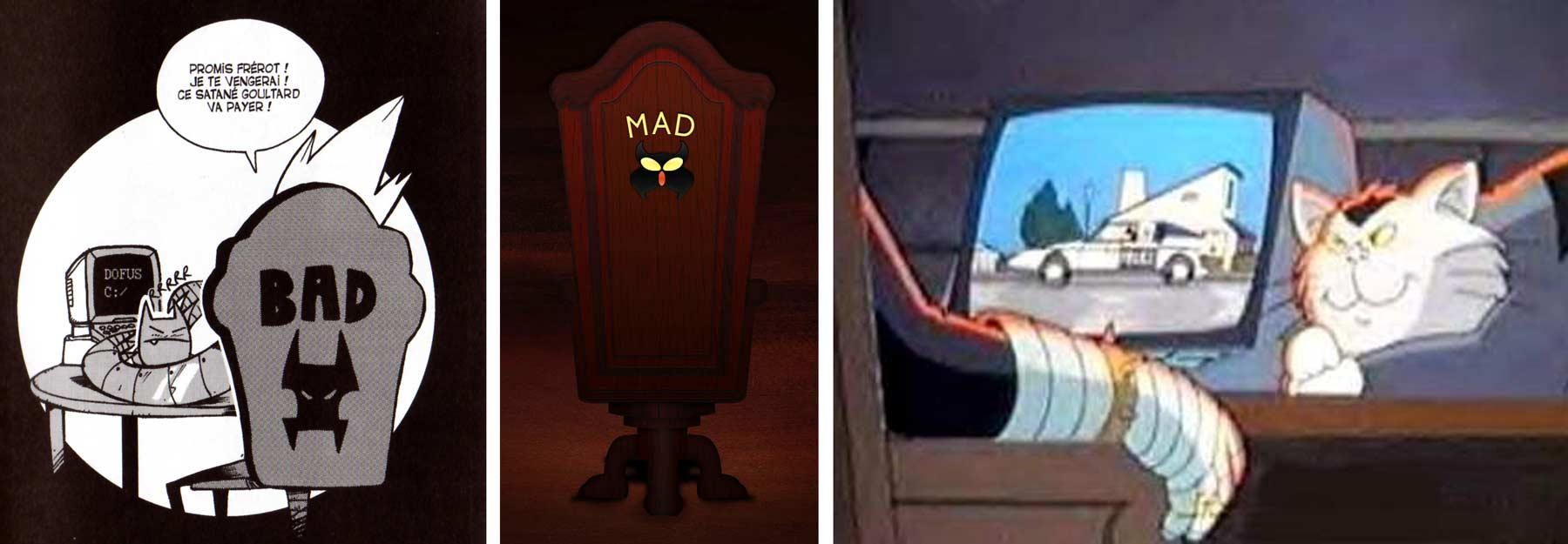 mad inspecteur gadget