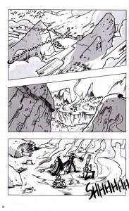 Page 3 du tome 10 de Dofus