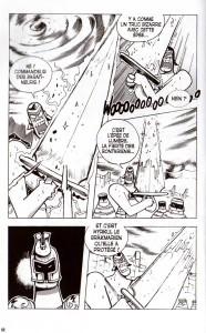 Page 3 du tome 12 de Dofus