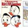 Les enfants de Goultard s'appellent Riri, Fifi et Loulou comme les trois neveux de Donald Duck