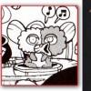 L'animal est Gizmo un mogwai tiré du film Gremlins