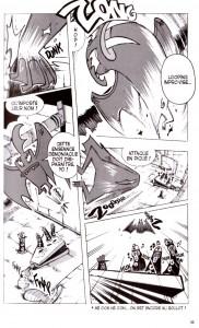 Page 5 du Tome 13 de Dofus