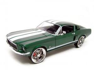 Fast & Furious 3 : Ford Mustang - ech 1/18 (ERTL)