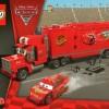 Plan de montage Lego 8486 - plan 2 : Mack