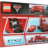 Dos du Packaging Lego 8486 : Mack & Flash Mc Queen (Cars)
