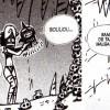 Ombrage récupère son fils Burkmon (Dofus)