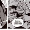 A la mort d'Armand-Louis, Isletate a caché la bague d'Ombrage dans la crypte