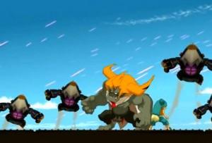 Tristepin intervient pour protéger Yugo