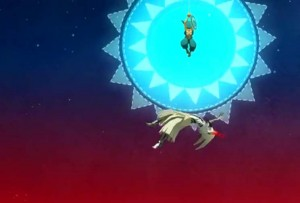 Autrefois le Roi Yugo a enfermé Qilby dans une autre dimension