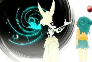 Qilby emmène Yugo vers la dimension des éliatropes