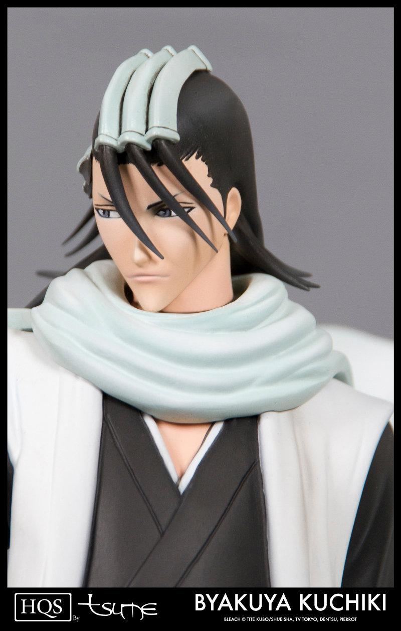 Figurine Tsume de Byakuya Kuchiki HQS (Bleach)