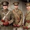 Soldats de la cavalerie anglaise (tiré du film Cheval de Guerre de Steven Spielberg)